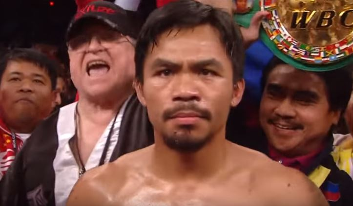 Donnie Nietes Believes Pacquiao Still Has It